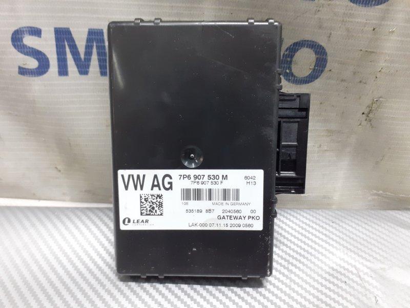 Блок управления Volkswagen Touareg NF 3.0TD