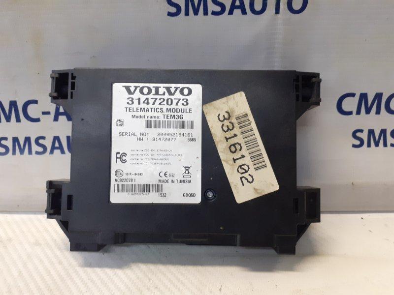 Блок управления телефоном Volvo Xc60 ХС60 2.0T 2014