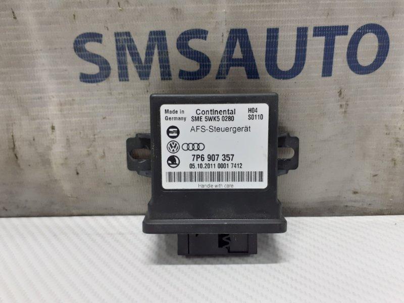 Блок управления светом Volkswagen Touareg NF 3.6