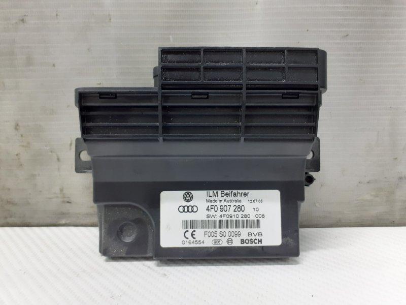 Блок управления бортовой сети Audi Allroad C6 3.2