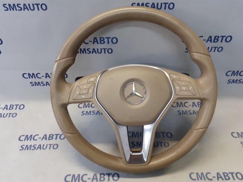 Руль Mercedes Cls-Class W218 3.5
