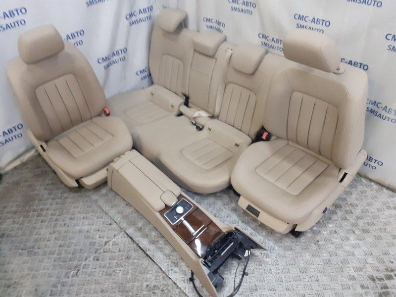 Салон Mercedes Cls-Class W218 3.5
