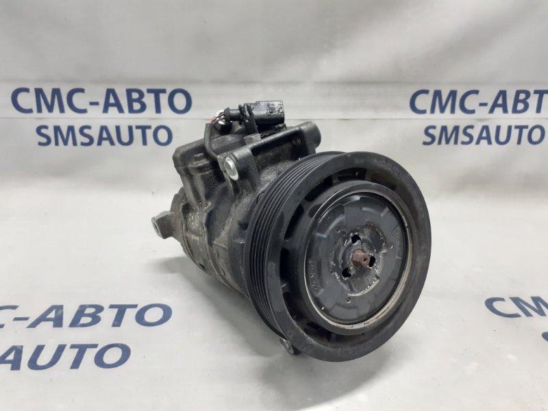 Компрессор кондиционера Audi Allroad C6 3.2