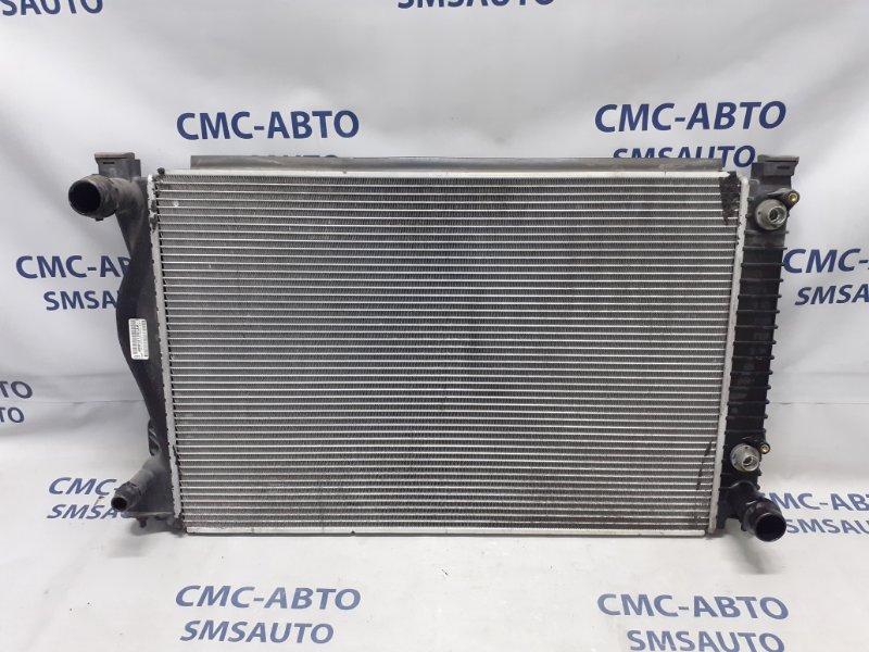 Радиатор охлаждения двс Audi Allroad C6 3.2