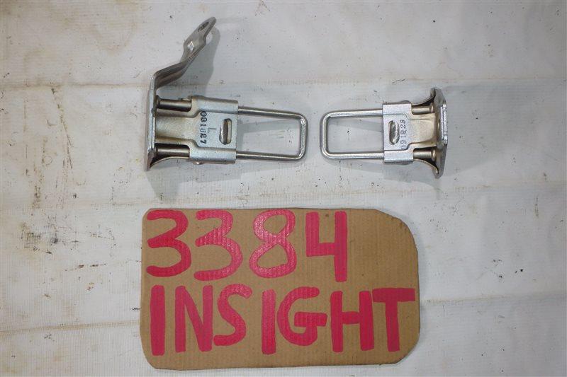 Крепление сиденья Honda Insight ZE2 LDA 2009