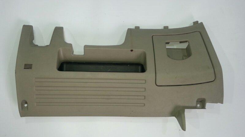 Пластик под руль Nissan Liberty RM12 QR20DE 2001