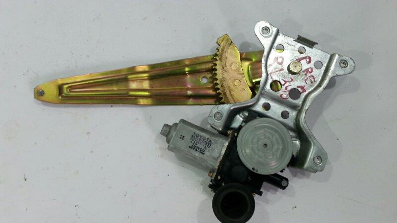 Стеклоподъемник Toyota Allion AZT240 1ZZFE задний левый