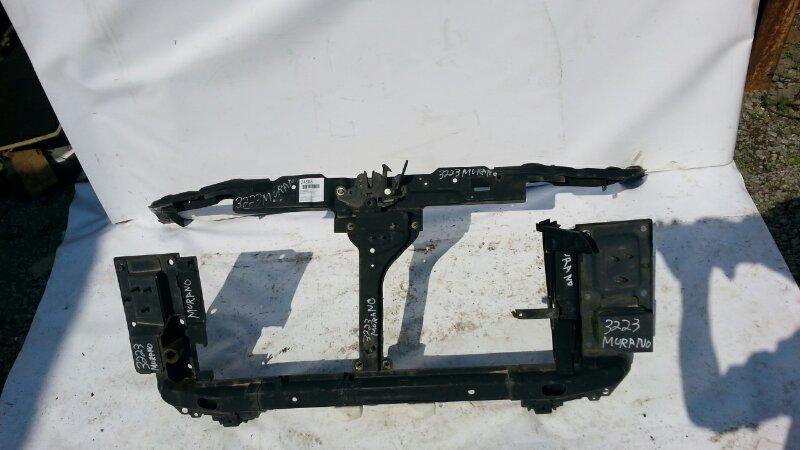 Телевизор Nissan Murano PNZ50 QR25DE передний
