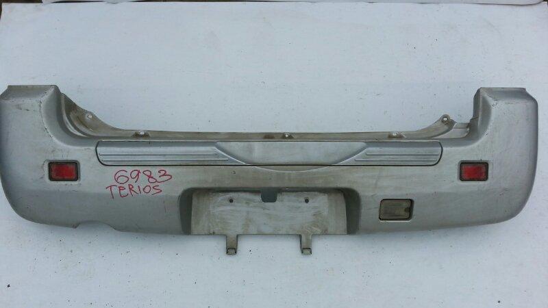 Бампер Daihatsu Terios Kid J111G EF задний