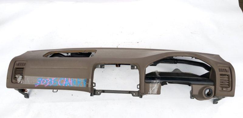 Торпеда Toyota Camry CV40 4SFE передняя