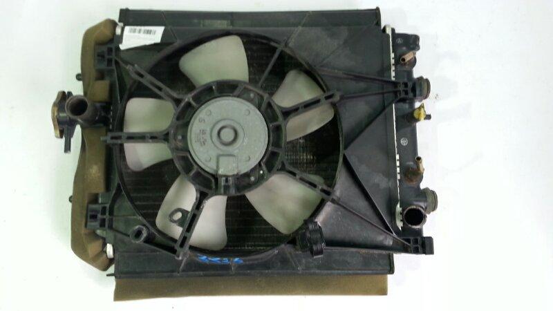Радиатор основной Toyota Passo KGC30 1KRFE 2010.03