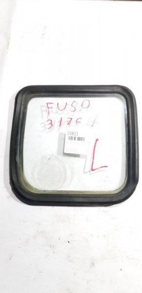 Стекло двери Mitsubishi Fuso FK330C 6D31 переднее левое