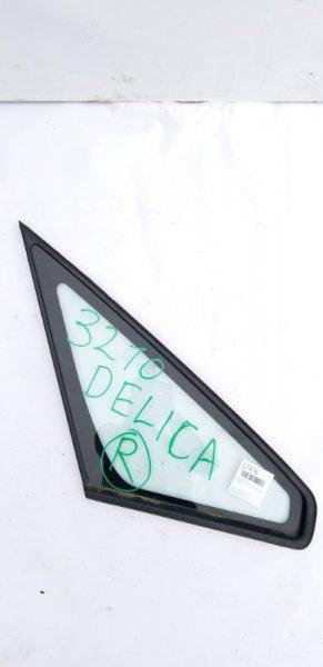 Стекло Mitsubishi Delica D5 CV2W 4B12 2008 переднее правое