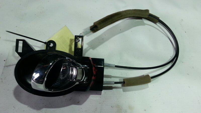 Ручка двери внутренняя Nissan Note E12 HR12DDR передняя левая