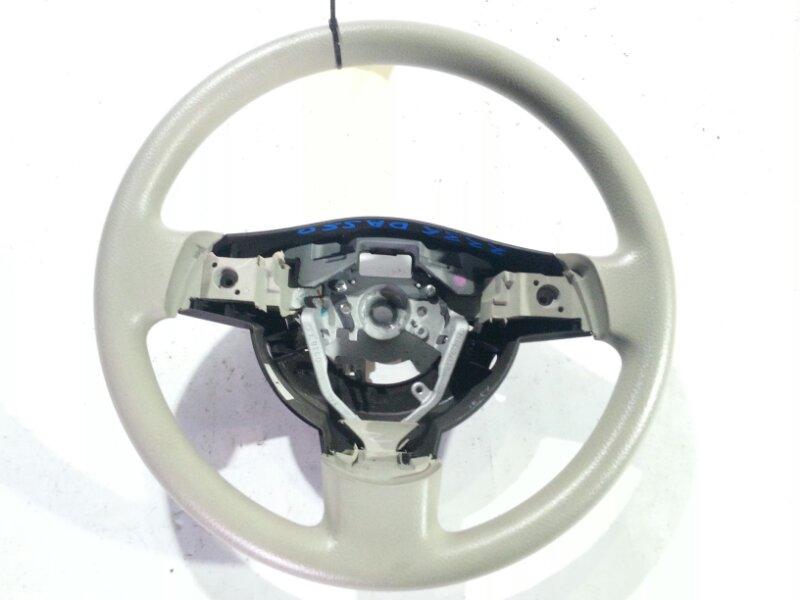 Руль Toyota Passo KGC30 1KRFE 2010.03