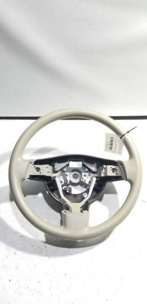 Руль Toyota Passo KGC30 1KRFE 2010
