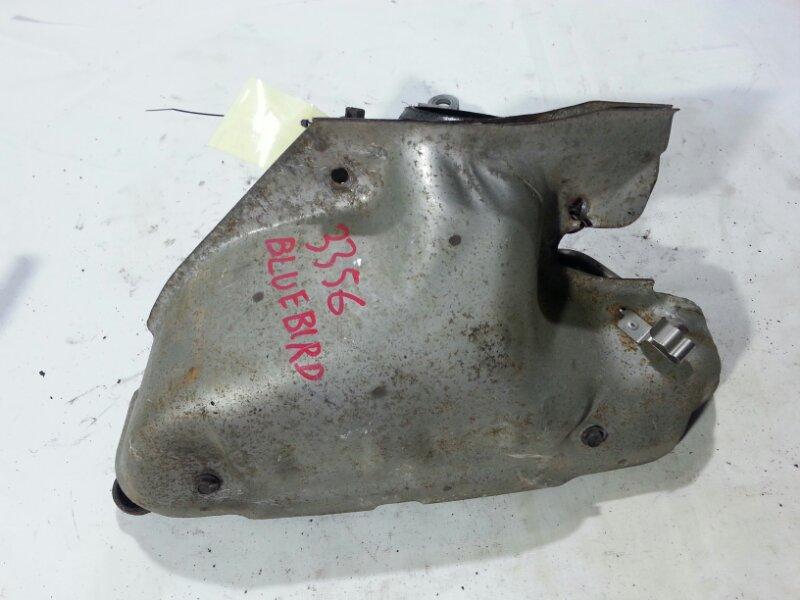 Коллектор выпускной Nissan Bluebird Sylphy KG11 MR20DE 2006 задний