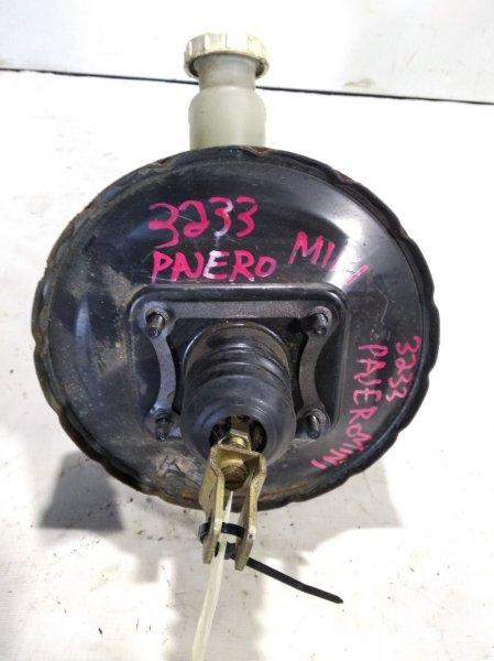 Главный тормозной цилиндр Mitsubishi Pajero Mini H58A 4A30 2000.03.3