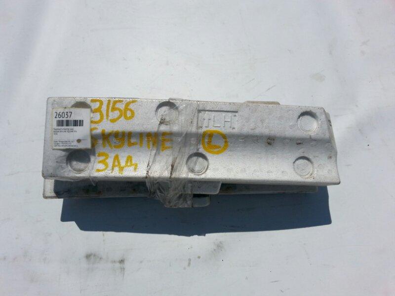 Пенопласт в бампер Nissan Skyline V36 VQ25HR задний