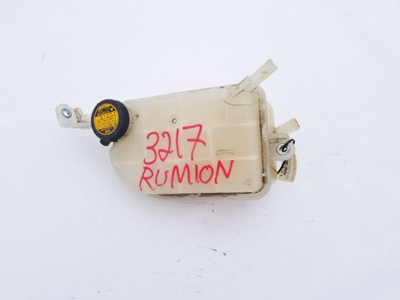 Бачок расширительный Toyota Corolla Rumion NZE151 2ZRFE 2007.11