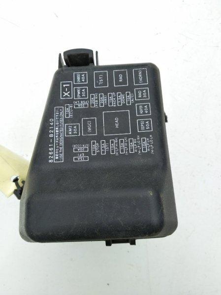 Блок предохранителей Daihatsu Mira L275V KFVE 2008