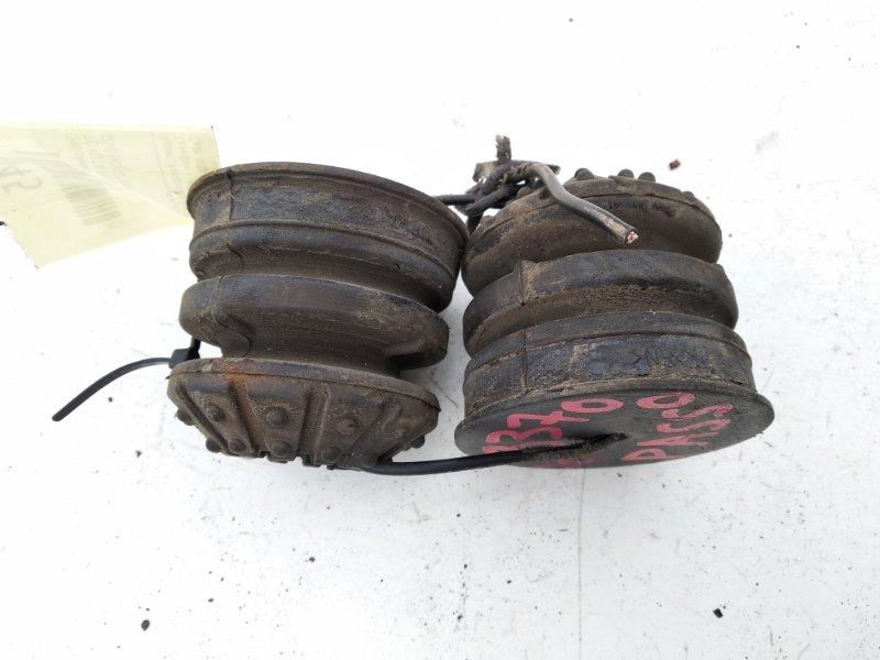 Отбойник Toyota Passo KGC30 1KRFE 2010 задний