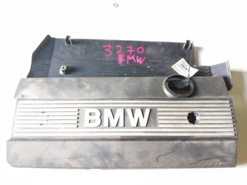 Пластиковая крышка на двс Bmw 5-Series E60 M54B25 2004