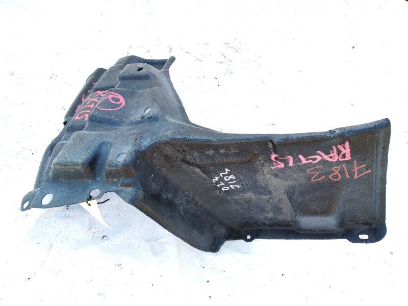 Защита двигателя Toyota Ractis NCP100 1NZFE 2005