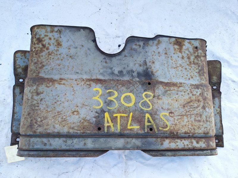 Защита двигателя Nissan Atlas P2F23 TD27