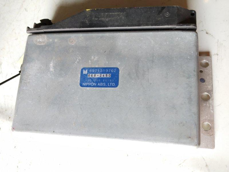 Блок управления abs электронный Isuzu Bighorn UBS69 4JG2