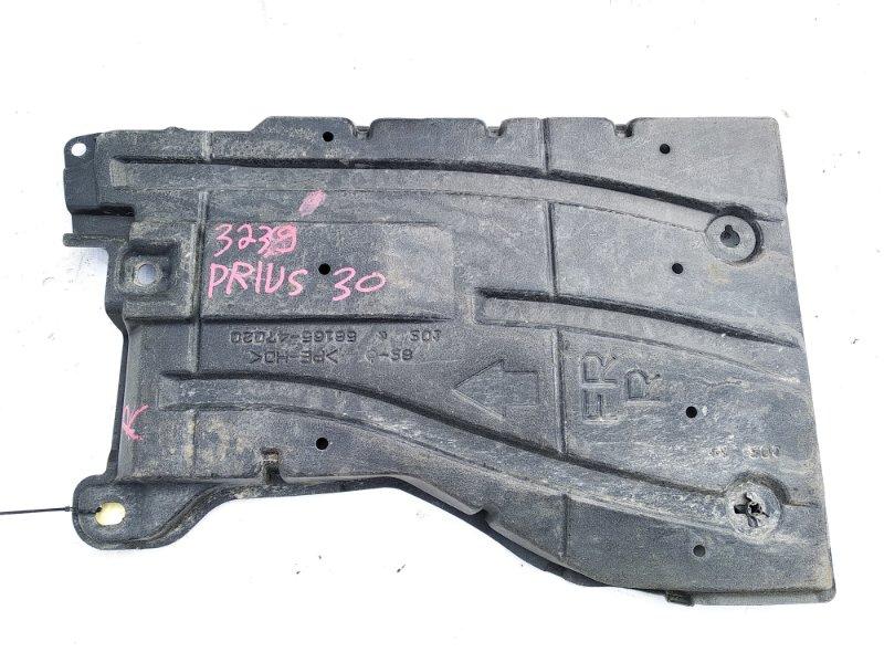 Защита Toyota Prius ZVW30 2ZRFXE 2009.11