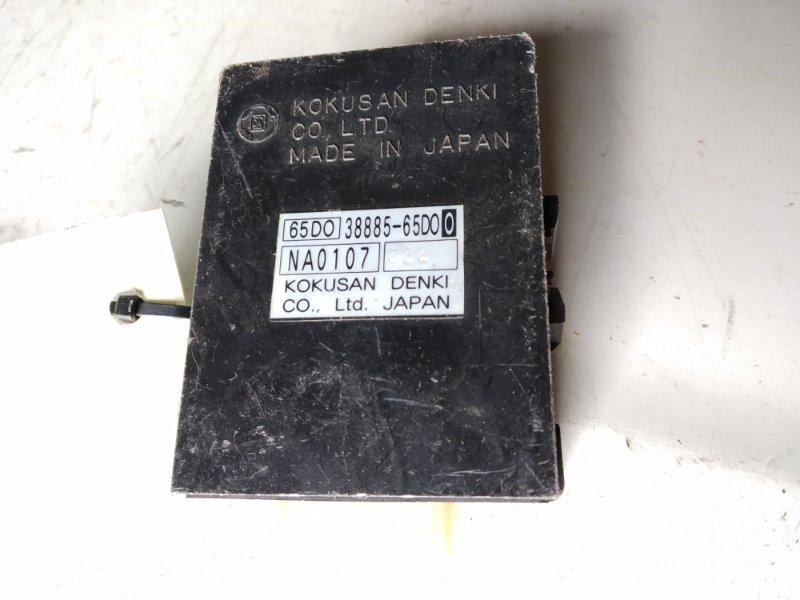 Блок управления 4wd Suzuki Escudo TA52W J20A 03.1998