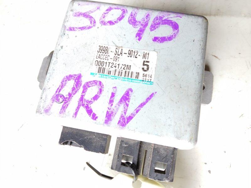 Блок управления рулевой рейкой Honda Airwave GJ1 L15A 2005