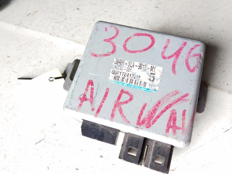 Блок управления рулевой рейкой Honda Airwave GJ1 2005