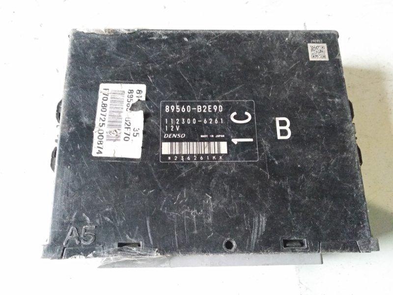 Блок управления efi Daihatsu Mira L275V