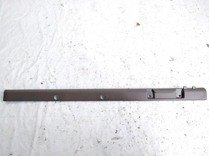 Обшивка потолка Mitsubishi Pajero V21W 4M40 1996.09 задняя правая