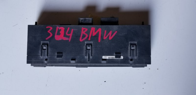 Блок управления телефоном Bmw 5-Series E60 M54B30 2004