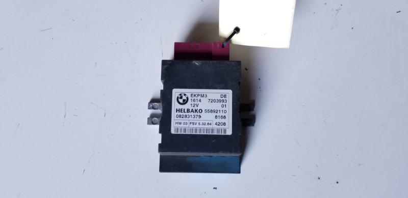 Блок управления топливным насосом Bmw X6 E71 M57N2 11.2008