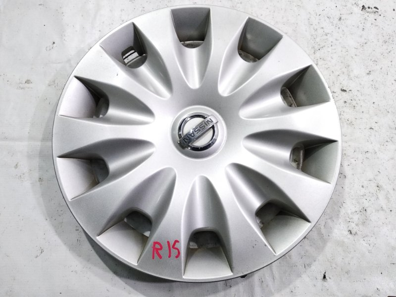 Колпаки на колеса Nissan Bluebird Sylphy KG11 MR20DE 2006