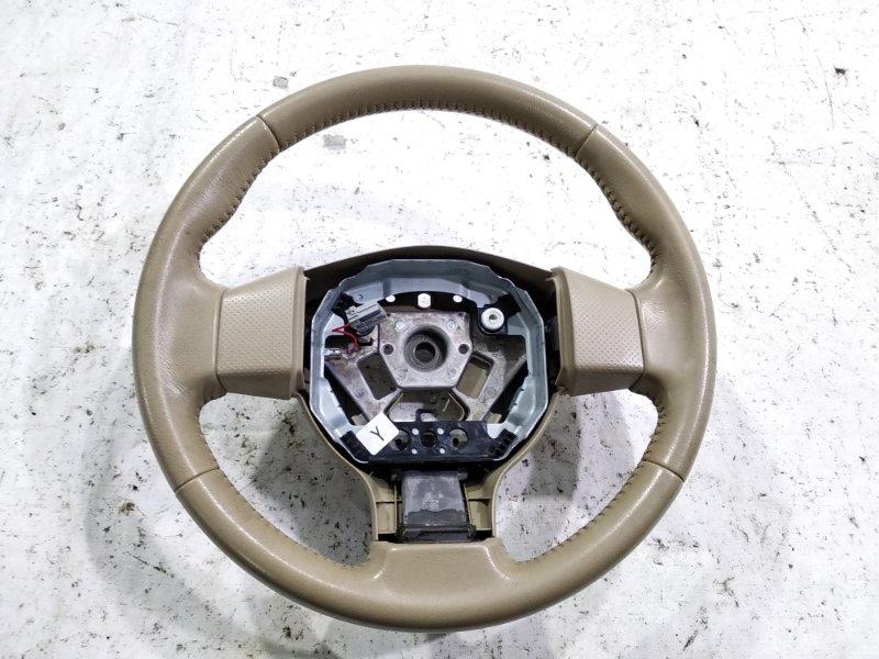 Руль Nissan Bluebird Sylphy KG11 MR20DE 2006 передний правый
