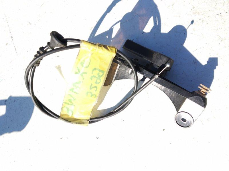Тросик замка капота Bmw X6 E71 M57N2 11.2008