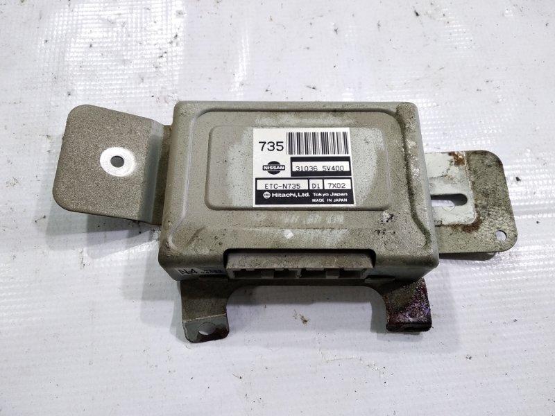 Блок управления автоматом Nissan R'nessa EVN30 SR20DET
