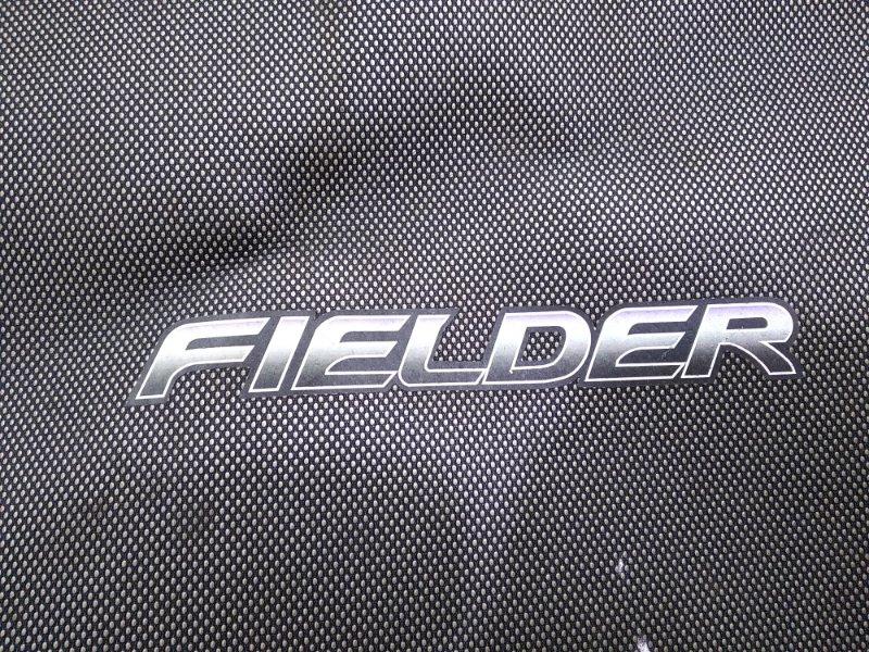 Коврик багажника Toyota Corolla Fielder NZE121 2ZZGE 2005 задний