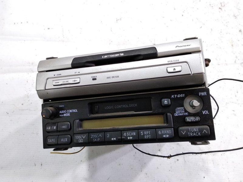 Магнитофон Toyota Raum NCZ20 1NZFE