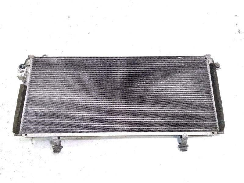 Радиатор кондиционера Mitsubishi Pajero Io H66W 4G93