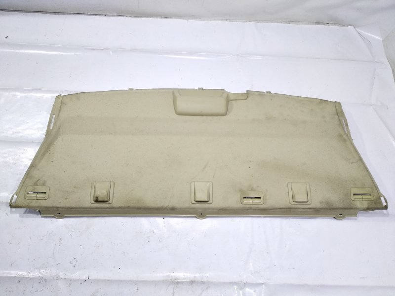 Полка под заднее стекло Nissan Teana PJ32 QR25DE 2009 задняя