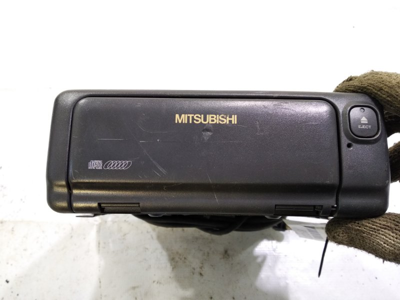 Cd-чейнджер Mitsubishi Pajero Junior H57A 4A31