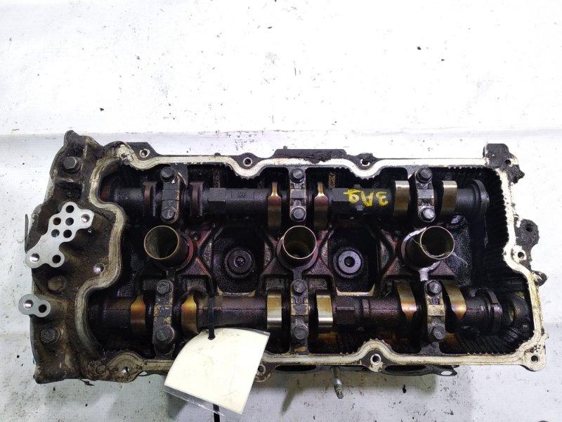 Головка блока цилиндров Nissan Teana T31 VQ23DE задняя