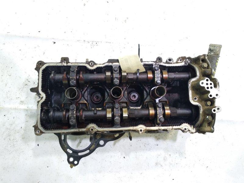 Головка блока цилиндров Nissan Teana T31 VQ23DE передняя