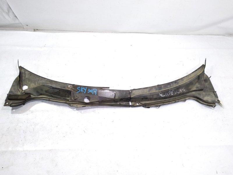 Жабо Nissan Skyline HV35 VQ25DD